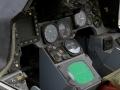 U.S. Air Force F-16 Jet Fighter Cockpit