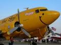 """DC-3 Parachute Jump Plane """"Duggy"""" N1XP"""
