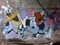 Yooper Graffiti inside the Quincy Reclamation Plant