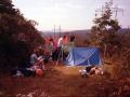 Backpacking on the Horseshoe Trail, PA