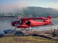 Float Plane at Dock Houghton