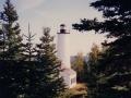 Old Rock Harbor Lighthouse