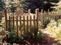 Cemetery Island grave sites