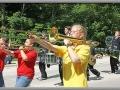 Green Beret Marching Band