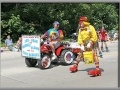 Jer-Bear the Bubble Clown