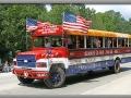 Demolition Derby Bus